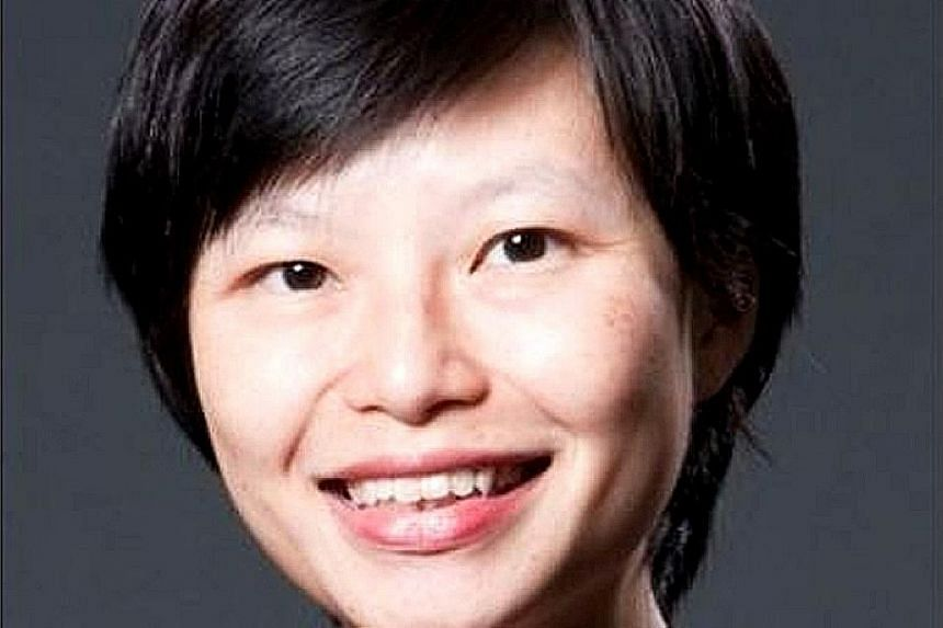 Ms Yeoh Chee Yan will be replaced next month by Ms Tan Gee Keow (above) as the permanent secretary at the Ministry of Culture, Community and Youth.