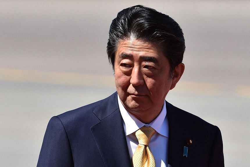 "Japan's Prime Minister Shinzo Abe said his country ""is determined to make utmost efforts so that it will be a historic summit that will move forward the nuclear, missile and abduction issues""."