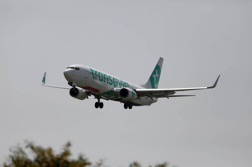 "A Transavia flight was forced to make an emergency landing after passengers began to vomit and faint from the stench emenating from an ""unwashed"" man."