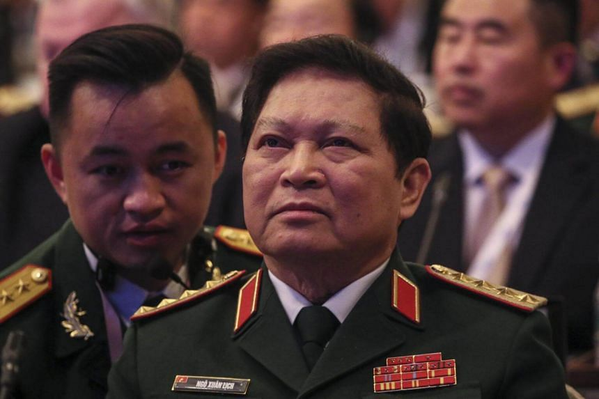 Vietnamese Defence Minister Ngo Xuan Lich said he supported strategies described both by Indian Prime Minister Narendra Modi and US Defence Secretary James Mattis.