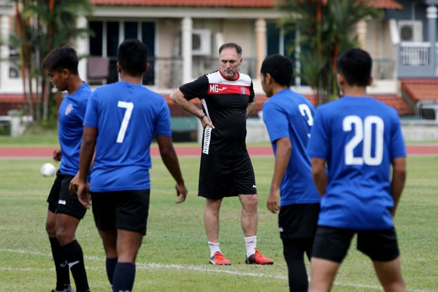 10 games into the Singapore Premier League (SPL) season, Mirko Grabovac is still searching for his first win as Warriors FC head coach.