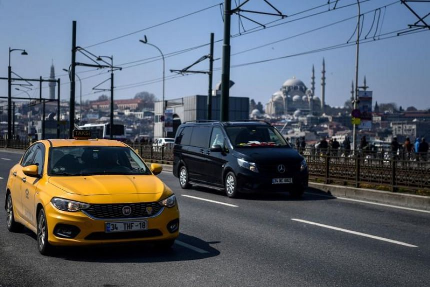 uber taxi istanbul