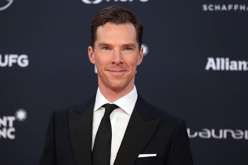 British actor Benedict Cumberbatch reportedly jumped from a car and intervened when he saw a gang attacking a Deliveroo cyclist, British media reported on June 1, 2018.