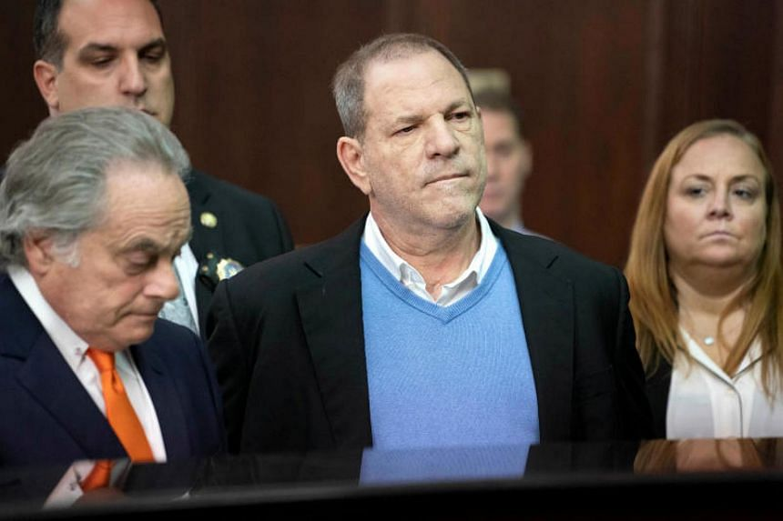 Harvey Weinstein was accused by the three women of using his power as a movie producer to lure them into hotel rooms where he sexually assaulted them.