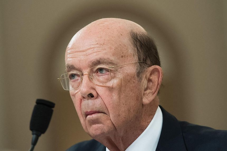 US Commerce Secretary Wilbur Ross is expected to press China to commit to buying more US agriculture, energy, and other products during his visit.