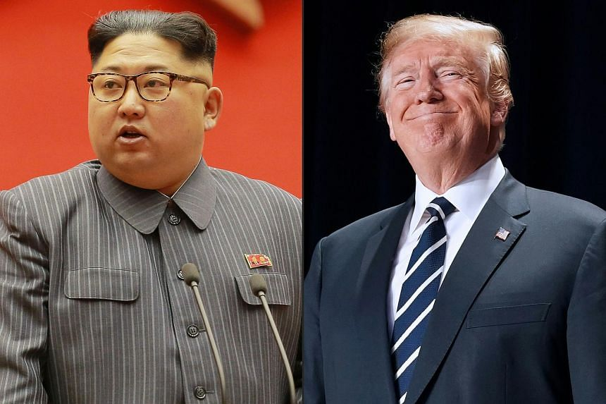 "US President Donald Trump said he would like to do a quick deal on the denuclearisation of the North, while North Korean leader Kim Jong Un said he hoped ties with the US and denuclearisation would be solved on a ""stage-by-stage basis""."