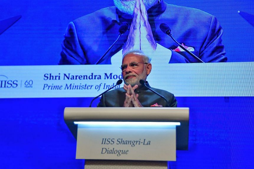 Modi places South-East Asia at centre of the Indo-Pacific, Asia News