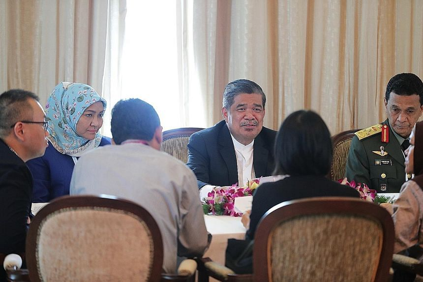 Malaysia's Defence Minister Mohamad Sabu said on the sidelines of the 17th Shangri-La Dialogue yesterday that the country is hopeful for a good outcome for the summit between US President Donald Trump and North Korean leader Kim Jong Un.