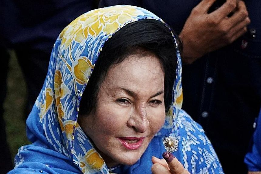 Datin Seri Rosmah Mansor has been summoned for questioning on Tuesday.