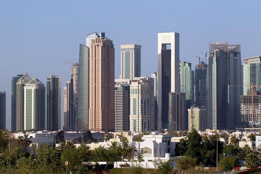 Gas-rich Qatar tapped into its massive wealth to absorb the early shocks to its financial system, and secure alternative food supplies, maritime routes and ports.