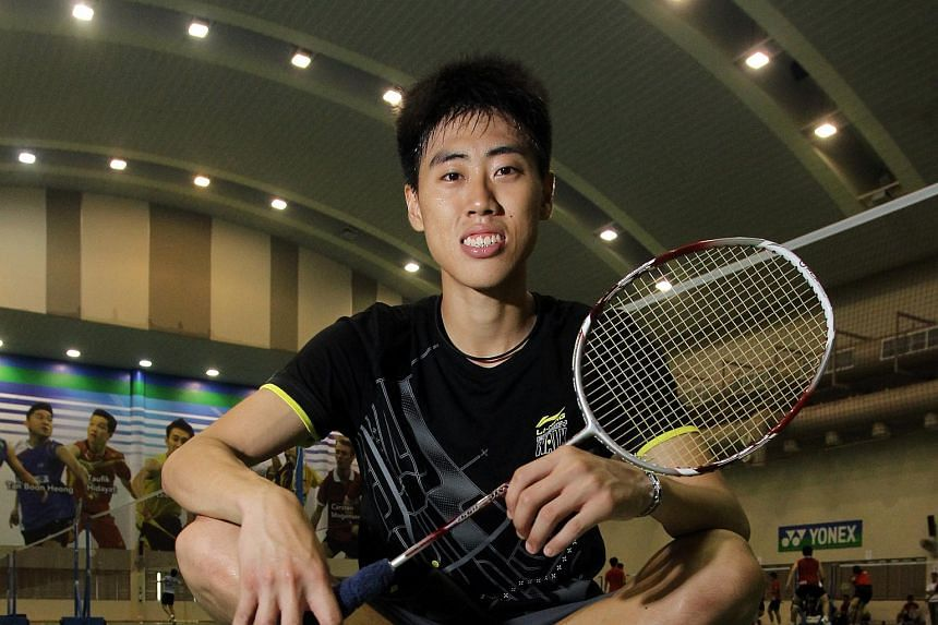 Former national shuttler Ashton Chen faces charges of allegedly committing sexual acts with a minor over two years.
