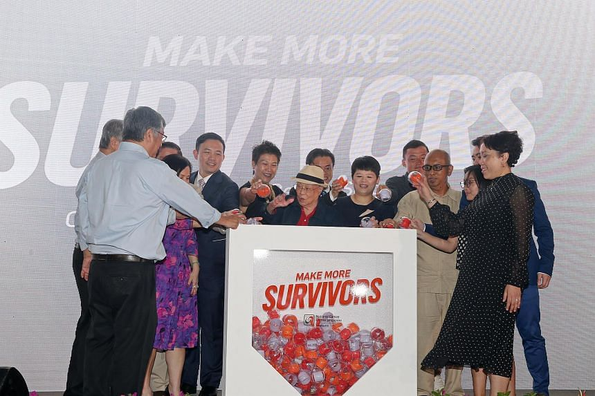 The National Cancer Centre Singapore launched its public phase of its fund-raising campaign to raise $150 million by 2020, on June 3, 2018. The centre had quietly raised $80 million over the past four years.