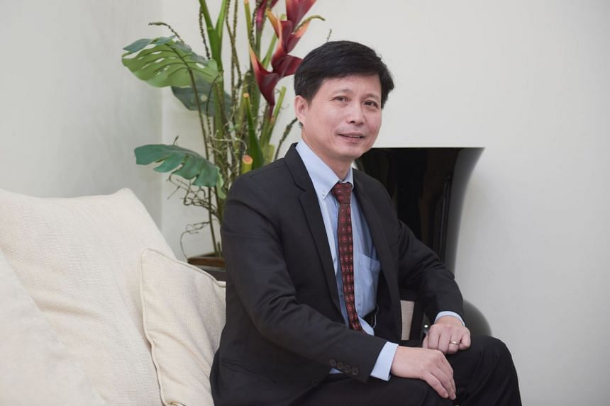 Centurion Corporation chief executive Kong Chee Min says his firm's assets have maintained an average occupancy rate of more than 90 per cent, and its portfolio is expected to grow by 145 per cent since its entry into the student accommodation business, b