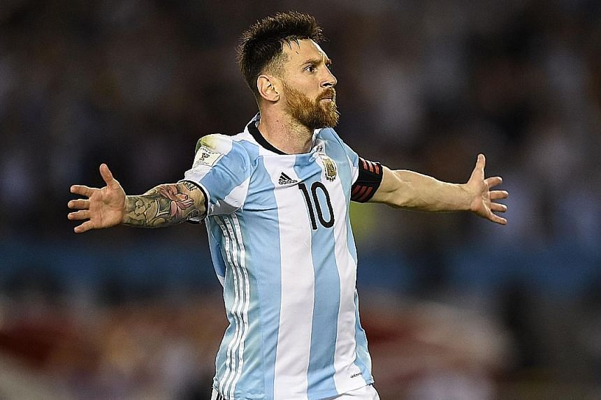 """Lionel Messi admits Argentina are not the best team in the world but he relishes the """"beautiful opportunity"""" to lead his country to their first World Cup title since 1986."""