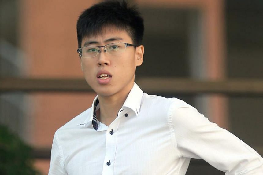 Former national badminton player Ashton Chen, 28, who was first charged in April, is said to have committed his first offence against the minor in early 2014.