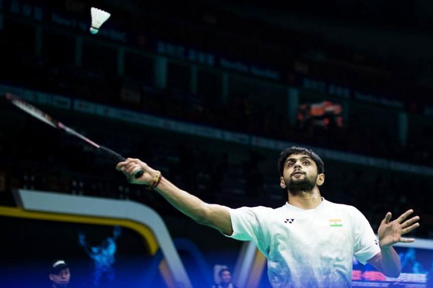 B. Sai Praneeth said defending his title will be challenging, but said he will make his fans proud.