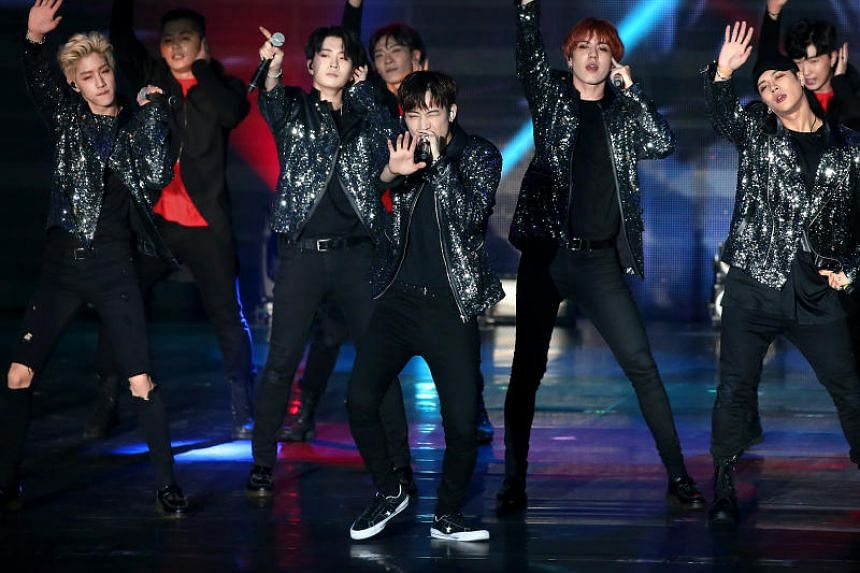 K-pop boy band Got7 will return to Singapore for a concert at Zepp @ BigBox in Jurong, on Aug 4, 2018.