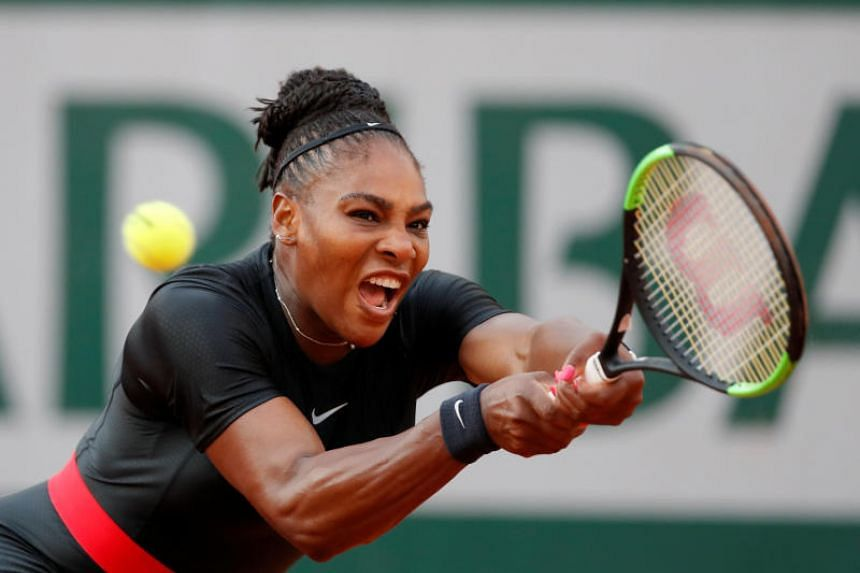 This is apparently the 16th time Serena Williams has withdrawn from a competition, but the first time it has happened in a Grand Slam tournament.