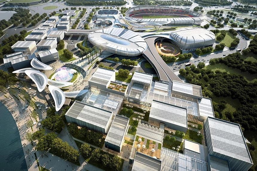 Saigon Sports City is a 64ha township that Keppel Land is developing in Ho Chi Minh City, Vietnam, in collaboration with Keppel Urban Solutions. Keppel Land says it aims to increase its usage of green materials to 50 per cent by 2030, in line with it