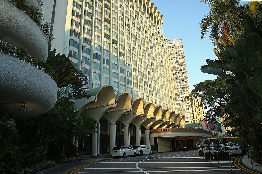 """The declaration of the Tanglin area surrounding the Shangri-La Hotel as a """"special event area"""" has led some to speculate that it will be the venue of the historic summit."""