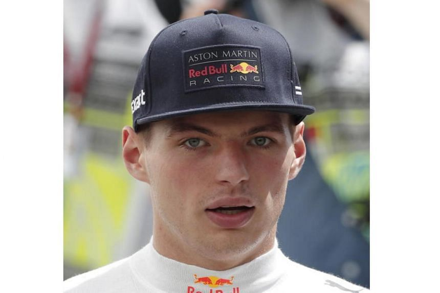 Red Bull's Max Verstappen has drawn plenty of comment and criticism for his errors.