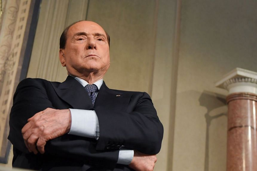 Both former premier Silvio Berlusconi's Forza Italia party - a campaign ally of the League - and the outgoing centre-left Democratic Party have said they will not vote in favour of the new government.
