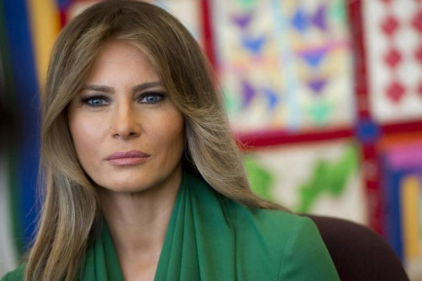 US First Lady Melania Trump has not been spotted since May 10, when she joined the president in greeting three American hostages released by North Korea.