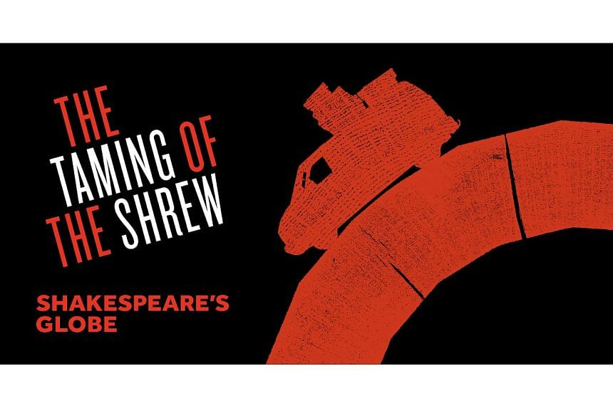 The Taming of the Shrew will be held on Sept 21, 2018.