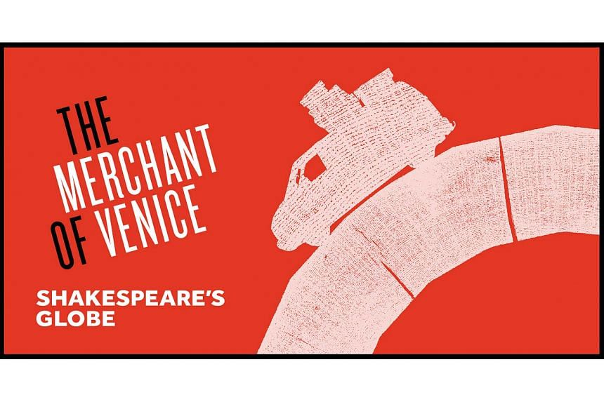 The Merchant of Venice will be held on Sept 18 and Sept 21, 2018.