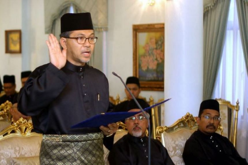 Barisan Nasional won 10 of the 15 state assembly seats in the general election, and Datuk Seri Azlan Man was picked by the Perlis ruler to again lead the state.