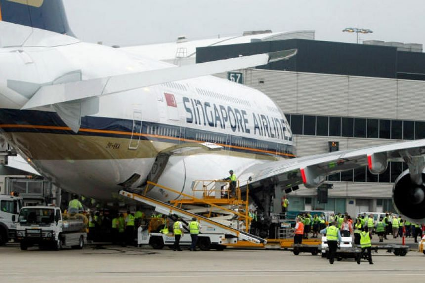 Two unwanted Airbus A380 superjumbo passenger jets will be stripped for parts following SIA's decision not to keep them in service.