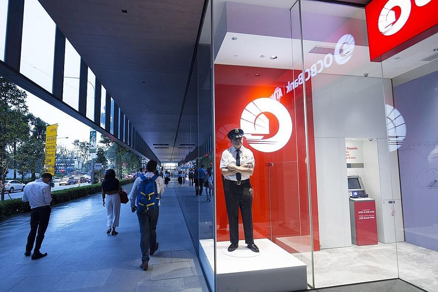 OCBC's digital instant account-opening service for Singaporeans and permanent residents makes use of national data repository MyInfo as well as its own online know-your-customer process (e-KYC). Verification and authentication happen in real time, sa