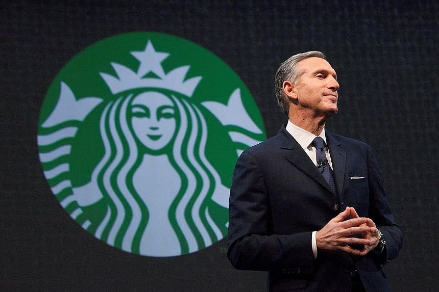 """Mr Howard Schultz, who built Starbucks into a global powerhouse, says running for public office could be among the range of options he is considering, but he is """"a long way from making any decisions about the future""""."""