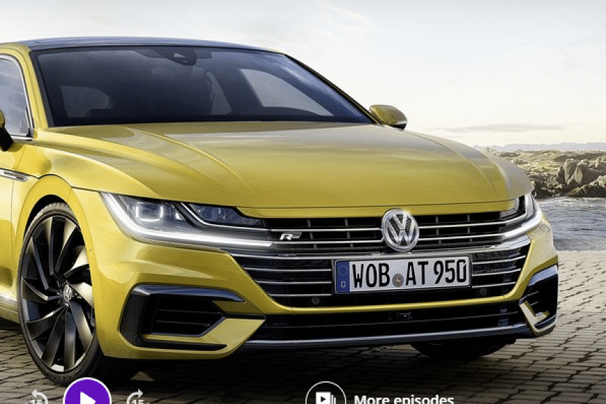 Find out what Money FM 89.3's Claressa Monteiro thinks, after a test drive of the Volkswagen Arteon.