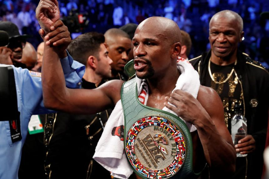 With an additional US$10 million in endorsements, Mayweather earned a total of US$285 million between June 1, 2017 and June 1, 2018.