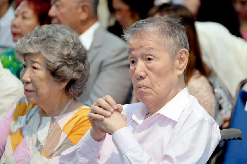 Mr Jek Yeun Thong is survived by his wife, Madam Huang Kek Chee, 84, two sons Kian Jin, 59, and Kian Yee, 55, and five grandchildren.
