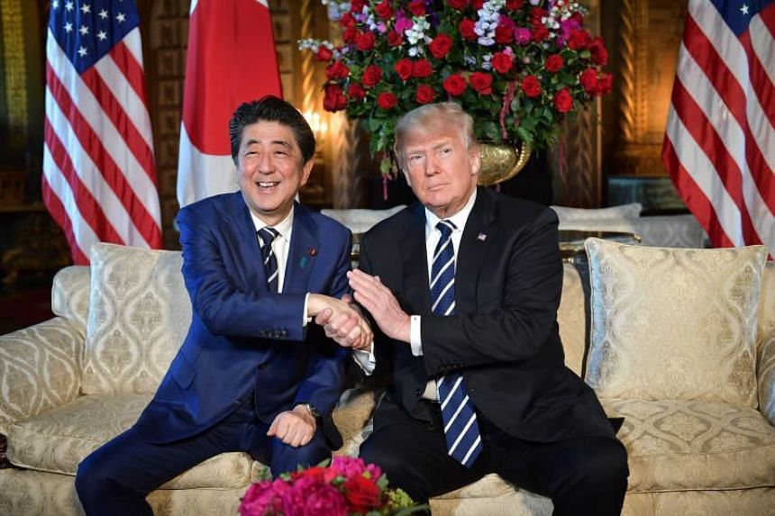 Prime Minister Shinzo Abe will be among the last few world leaders to privately have US President Donald Trump's ear before the highly-anticipated US-North Korea summit.