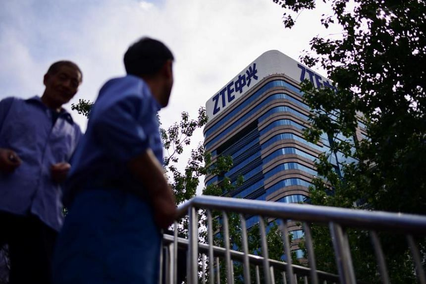 ZTE has been on life support since the seven-year ban was imposed in April on the company for breaking a 2017 agreement reached after it was caught illegally shipping goods to Iran and North Korea.