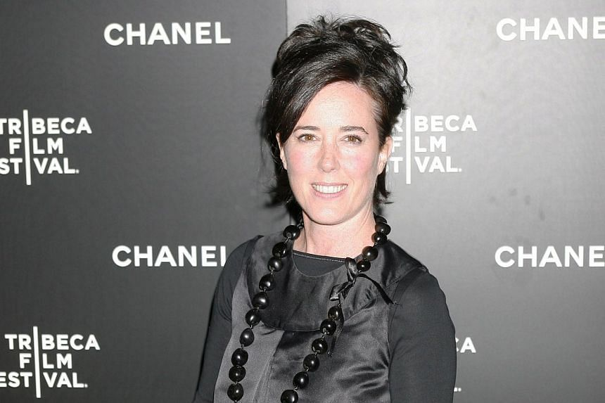 Kate Spade was found unresponsive in her New York apartment, in what the authorities say was a suicide by hanging.