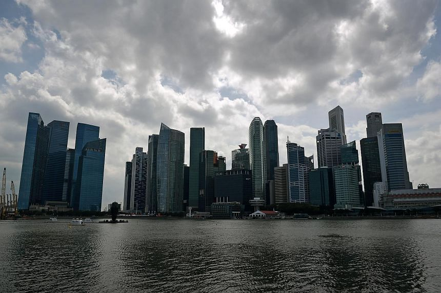 Monetary Authority of Singapore managing director Ravi Menon said more Asian companies are expanding regionally and globally.