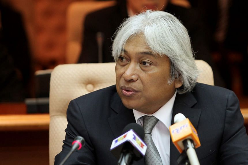 Malaysia's central bank governor Muhammad Ibrahim has resigned from his post.