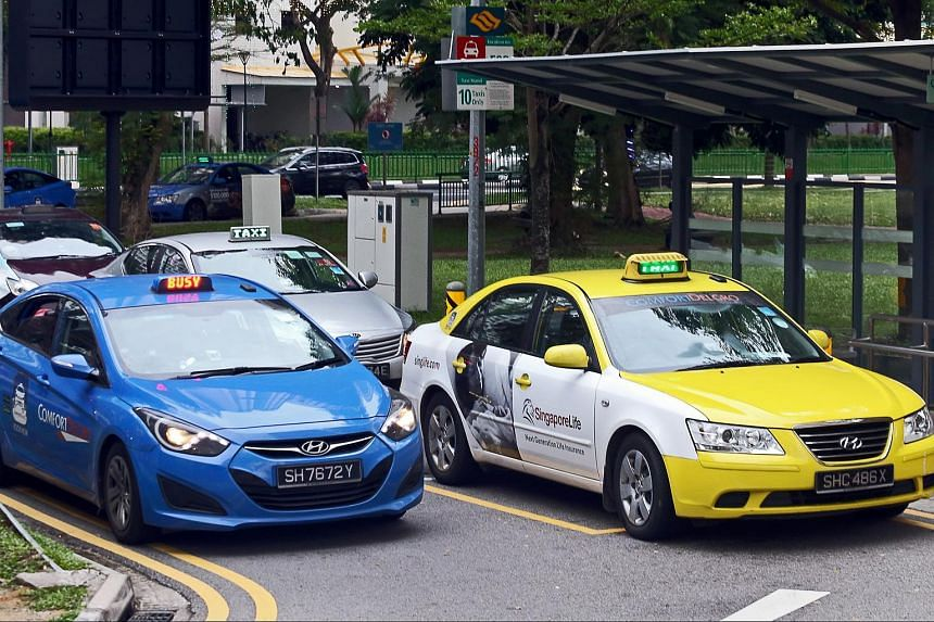 ComfortDelGro's taxi bookings grew by close to 9 per cent year on year in May - the biggest year-on-year jump since September 2014.