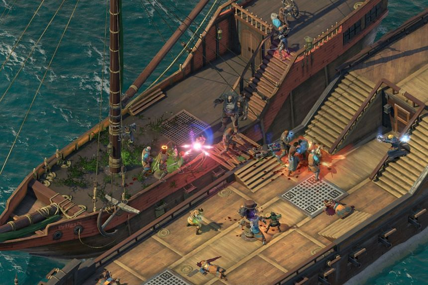 Pillars of Eternity II: Deadfire has a host of characters each with his own motivation, agenda and backstory.