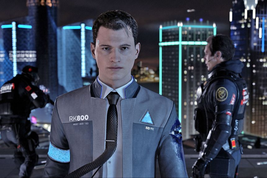 Detroit: Become Human is a drama action-adventure game which is played almost entirely using quick time events.
