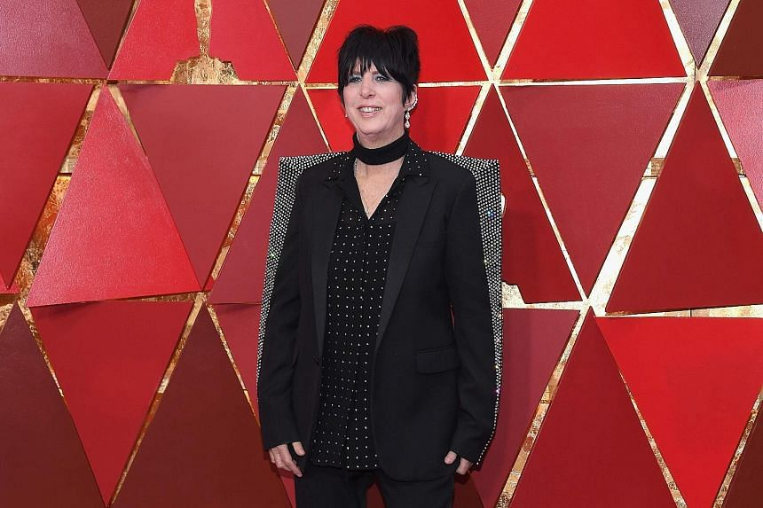Diane Warren's works include Celine Dion's Because You Loved Me (1996) and Aerosmith's I Don't Want To Miss A Thing (1998).