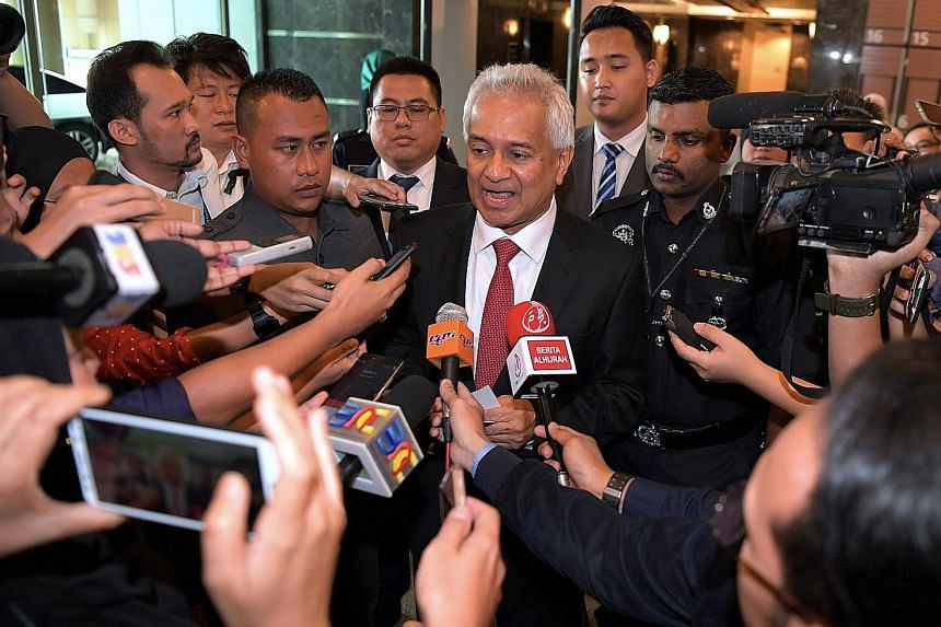 Malaysia's Attorney-General Tommy Thomas says he will immediately contact the authorities in other countries investigating 1MDB, with the aim of getting back billions of dollars allegedly stolen from the state fund.