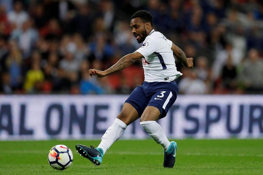 England full-back Danny Rose suffered a serious knee injury in January 2017 and was ruled out for eight months before returning to the Tottenham Hotspur side.