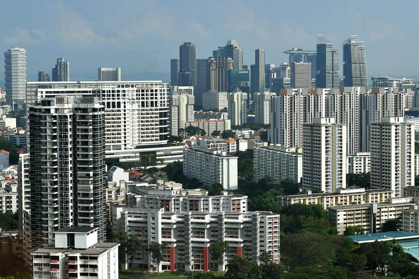 On a month-on-month basis, last month's resale prices of HDB four-room flats, five-room flats, and executive flats rose by 0.1 per cent, 0.5 per cent, and 1.5 per cent respectively.