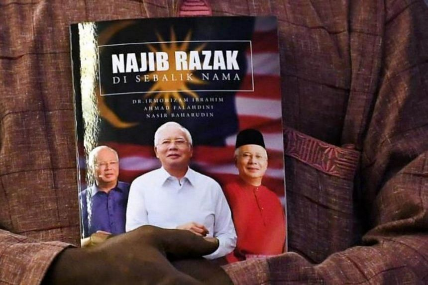 A project to buy 20,000 copies of the book Najib Razak, Di Sebalik Nama (Behind The Name) worth about RM400,000 is believed to be under a corruption investigation involving a director of Permodalan Usahawan Nasional Berhad.