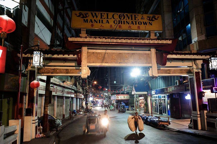 Since late 2016, tens of thousands of Chinese migrants have been coming to the Philippines to work in Manila's booming gambling industry.